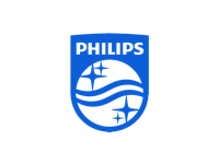 logo of philips - our custom design client