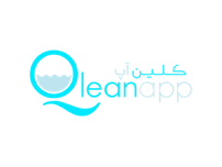 logo of Qleanapp - android and iphone application development client